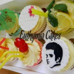 elvis cocktails cupcakes vanilla butter cream