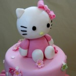 Cake toppers Large Kitty cake topper