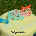 Cake toppers Edible animal toppers