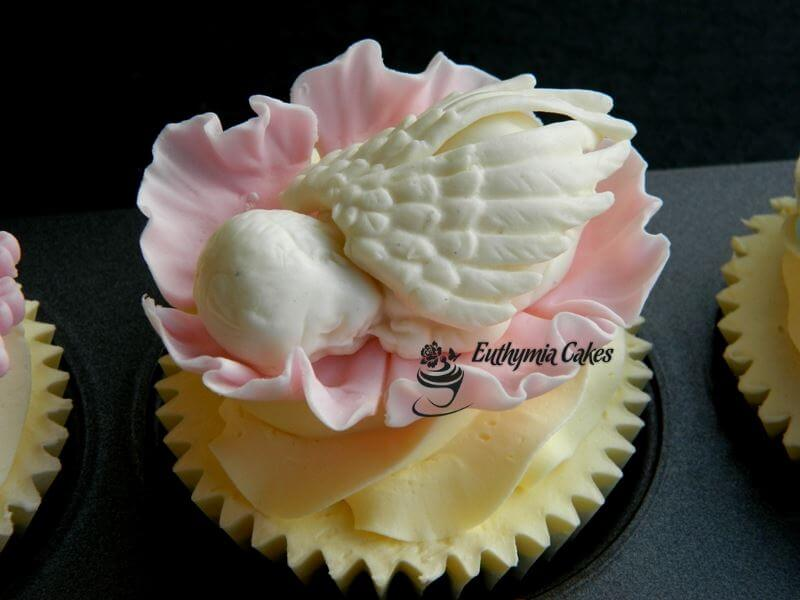 Cake toppers Edible Baby Angel