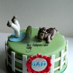 Cake toppers Bespoke Designer Celebration Cakes Horse riding cake
