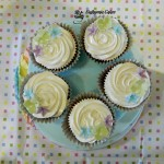 personalised gluten and dairy free chocolate cupcakes