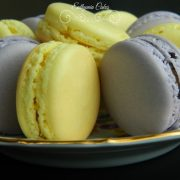 French Macarons Cake, Cupcake, Cookie and Macaron Flavours - Euthymia Cakes French Macarons