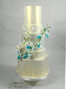 Recognition Bespoke wedding cakes Milton Keynes, Buckinghamshire