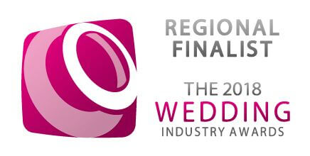 Euthymia Cakes is a regional finalist for the 2018 Wedding Awards!