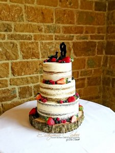 Luxury Wedding Cakes Milton Keynes