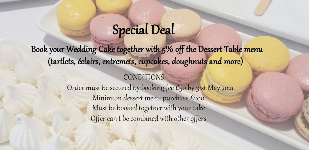 Special May Deal Euthymia Cakes